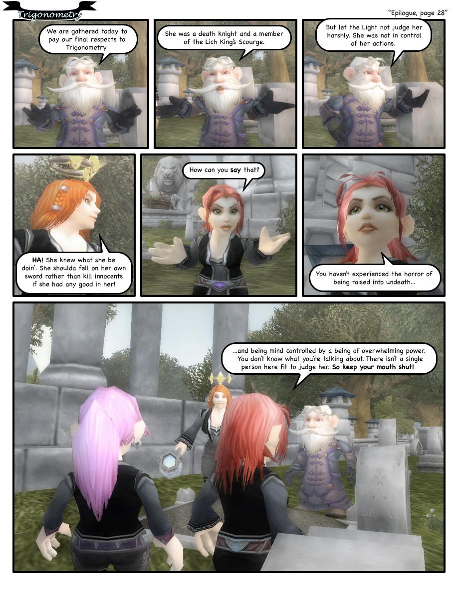 Epilogue, page 28