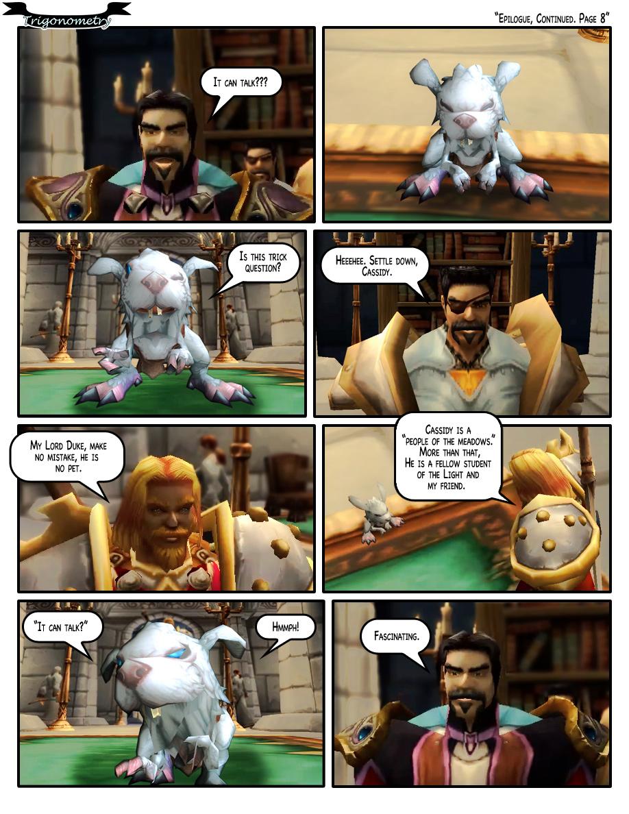 Epilogue, Continued. Page 8