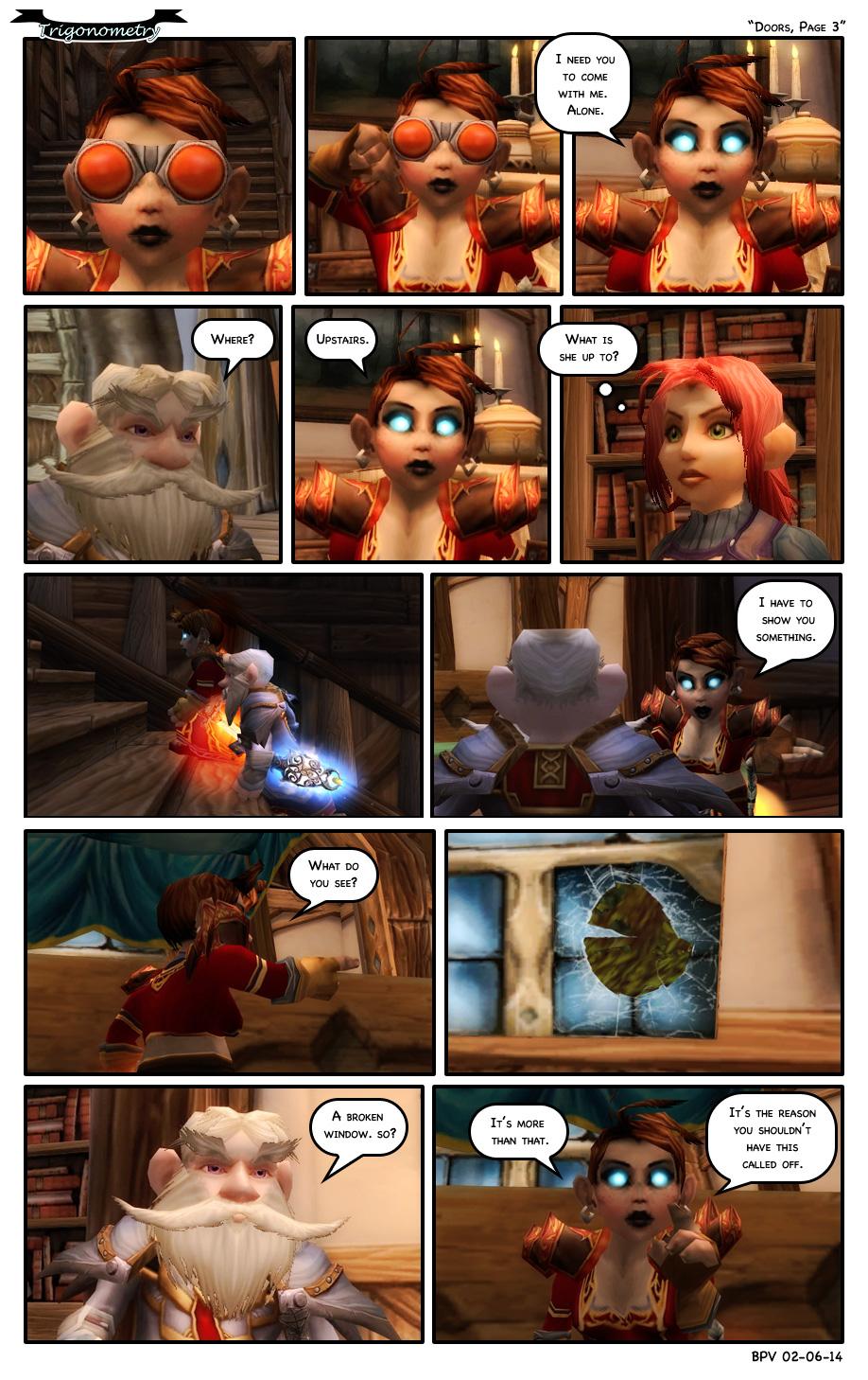 Doors, Page 3