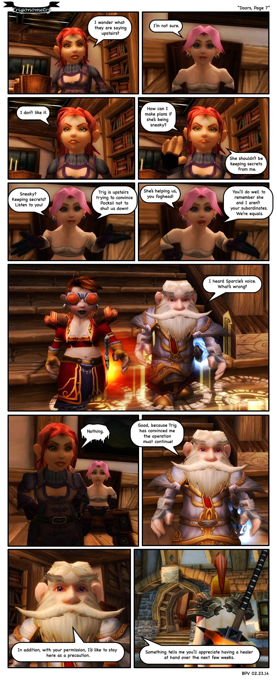 Doors, Page 7