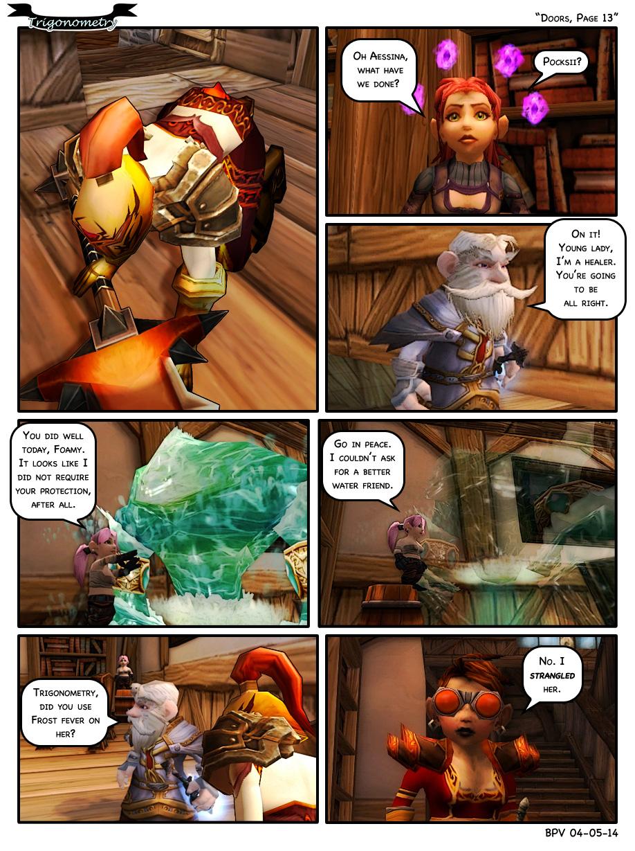 Doors, Page 13