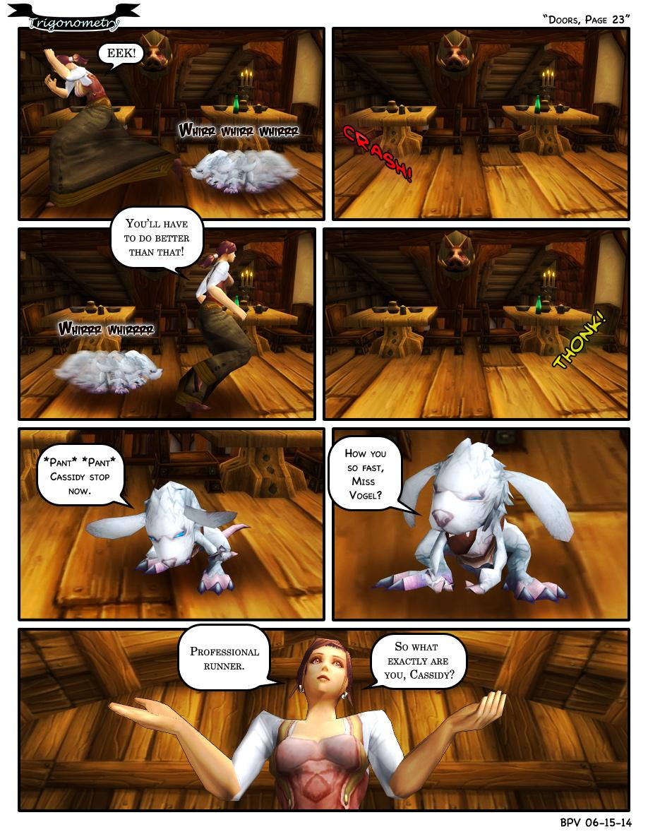 Doors, Page 23