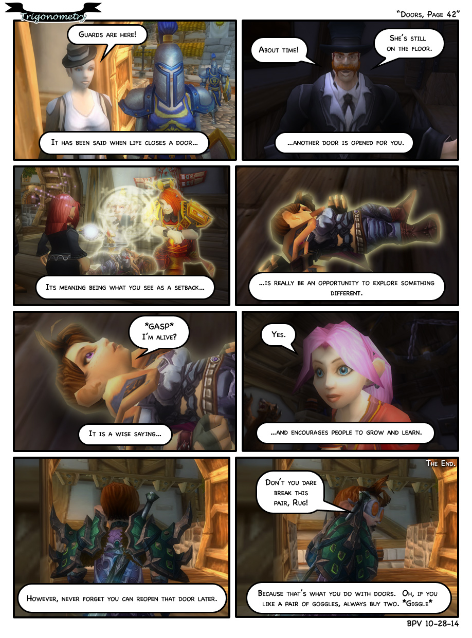 Doors, Page 42