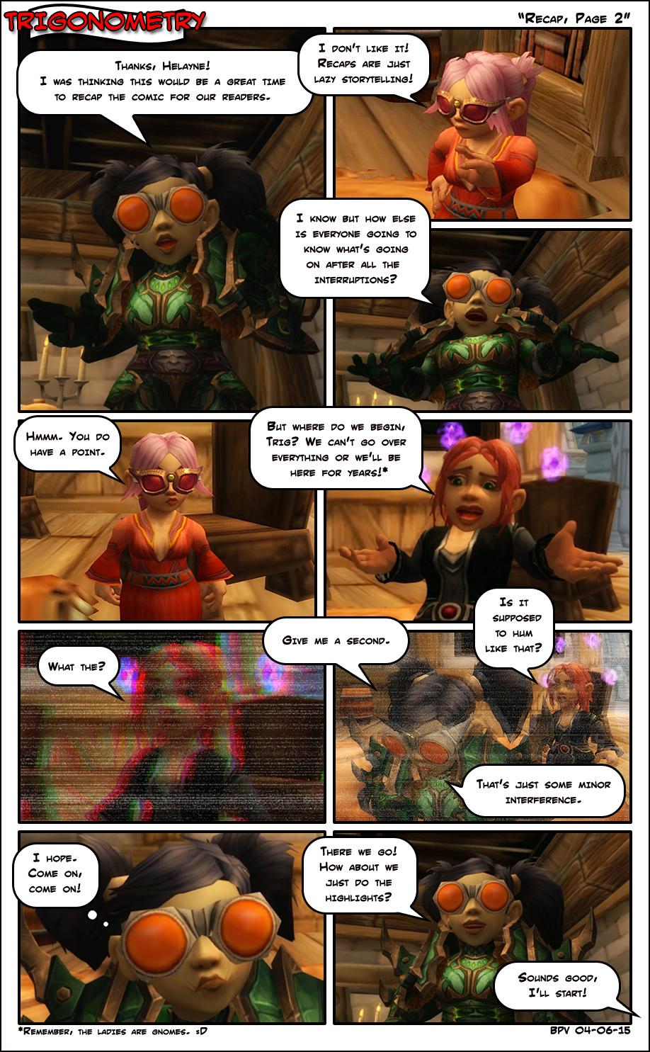 Recap, Page 2