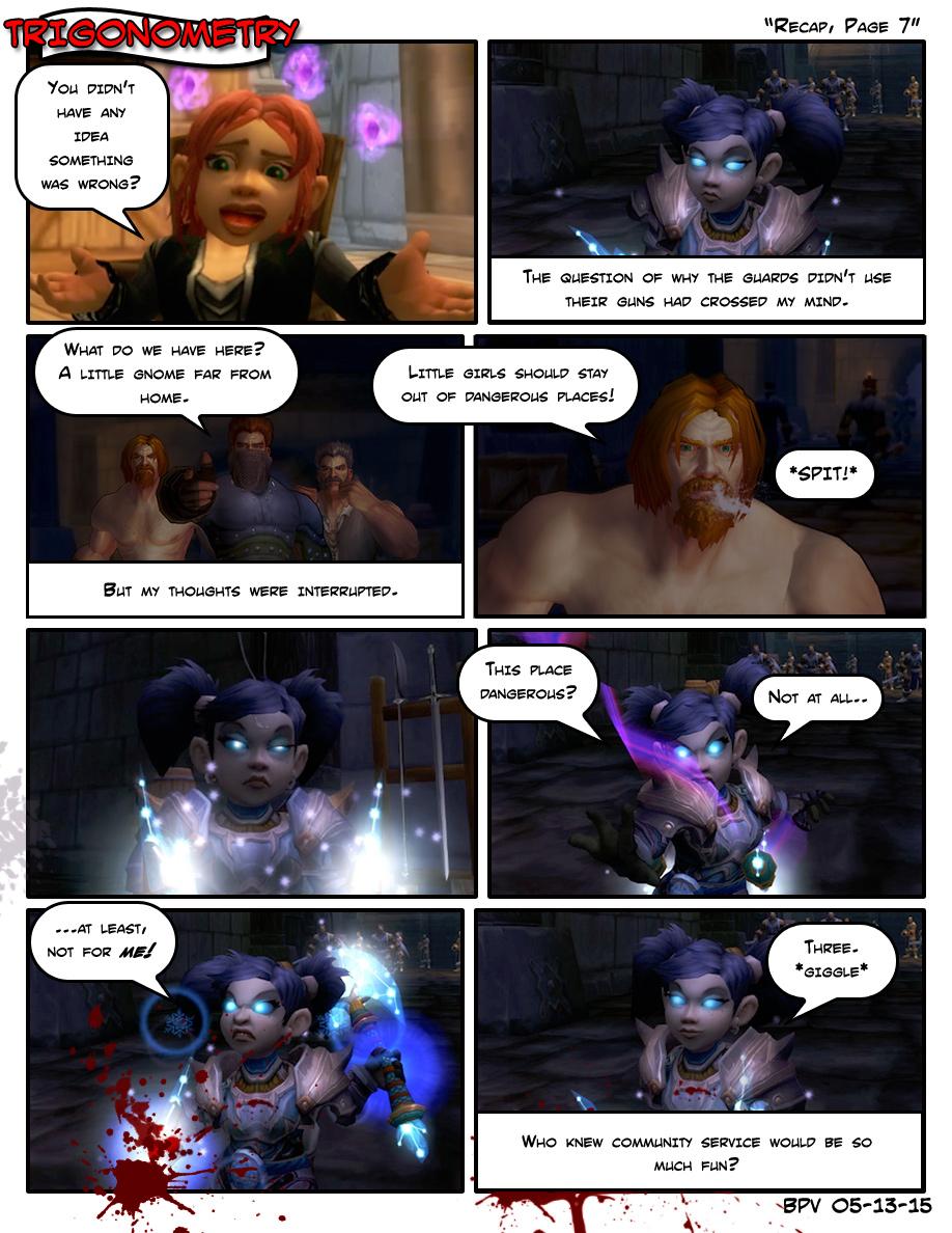Recap, Page 7